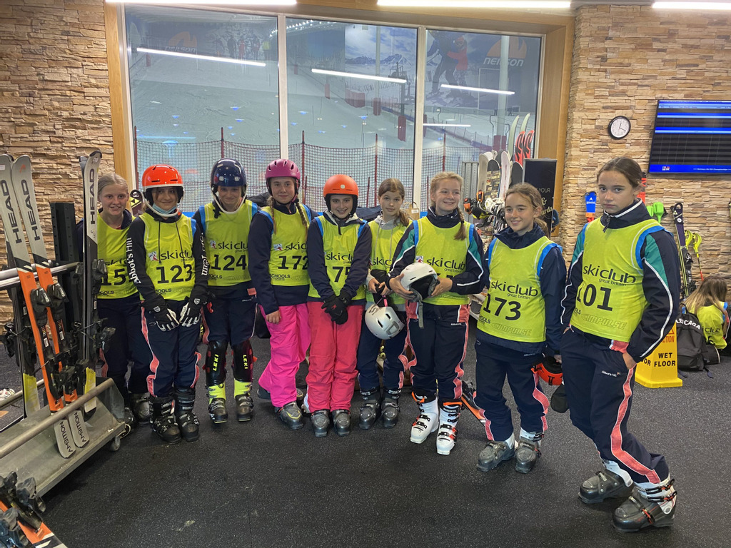 Skiing Success for Abbot's Hill