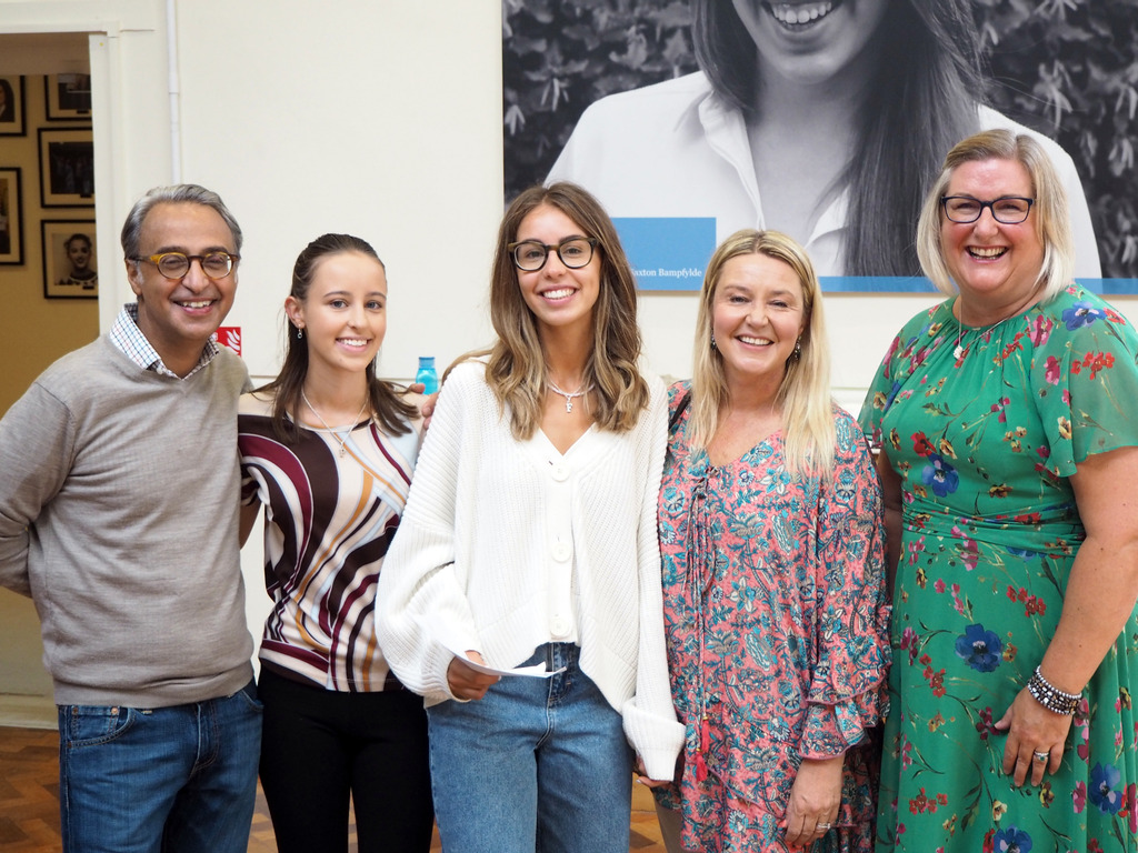 Alderley Girls Celebrate Excellent A Level Achievements