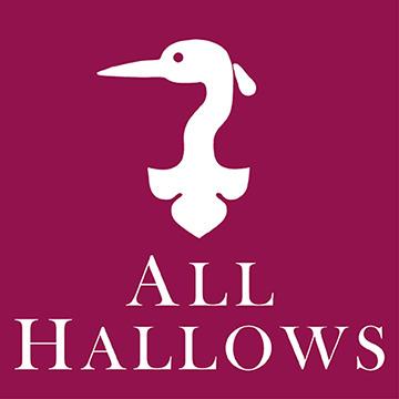 All Hallows School logo