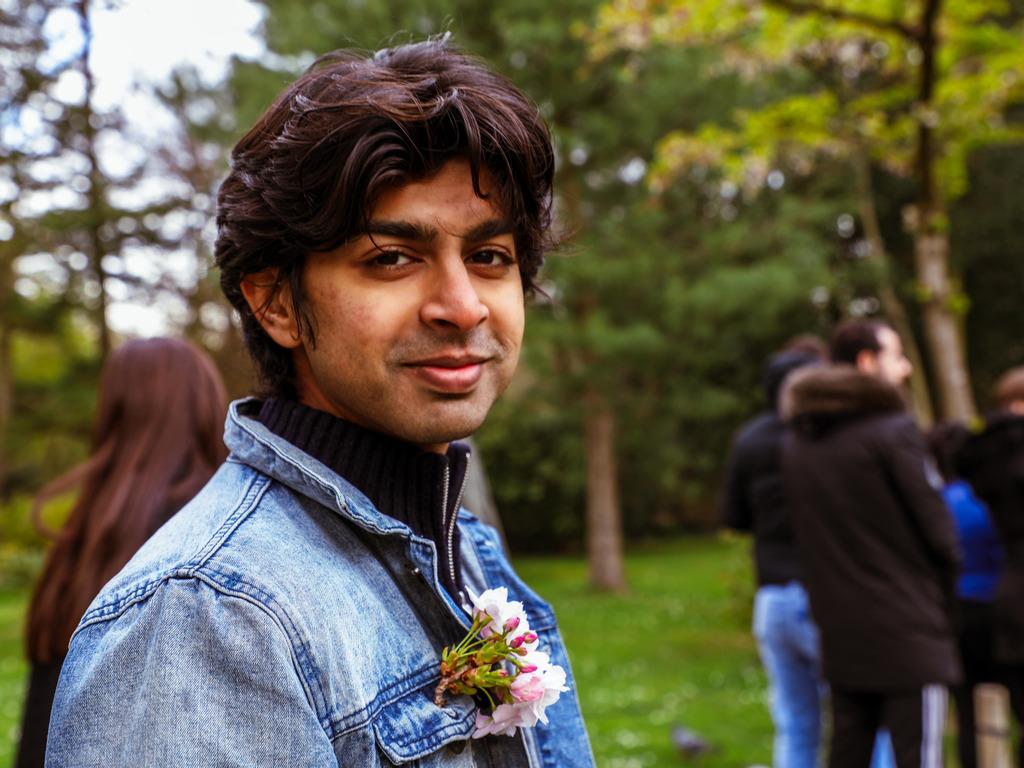 Zubair Junjunia, Entrepreneur in Residence at Bedford School