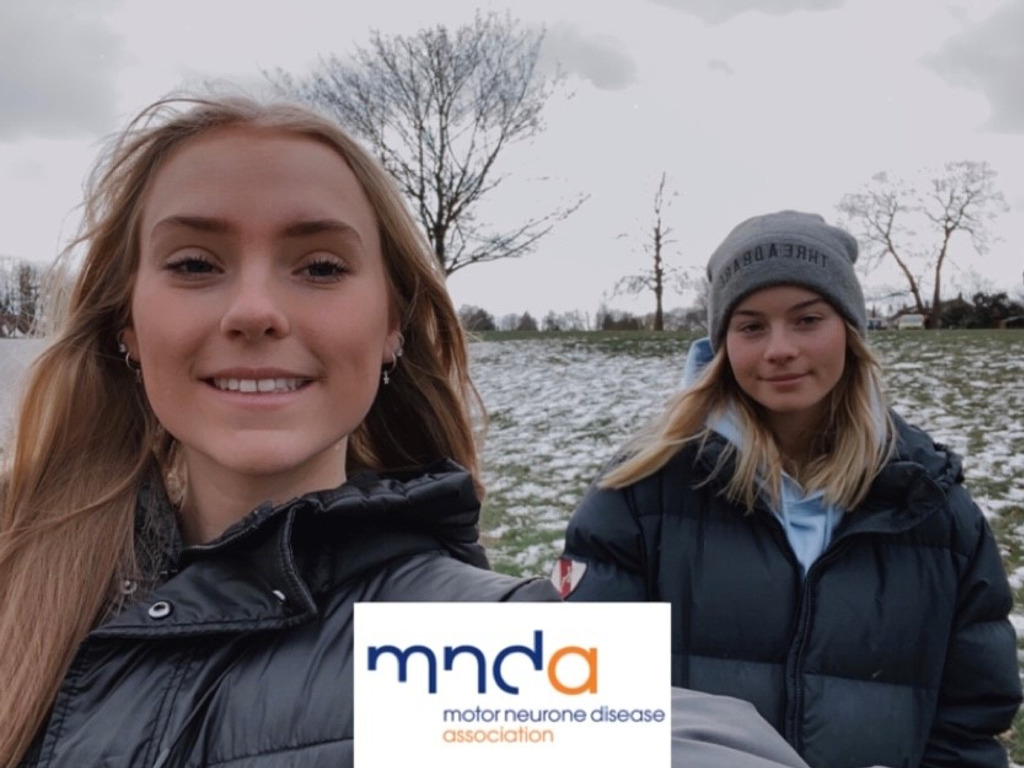 Emelia and Ellie MND Fundraising