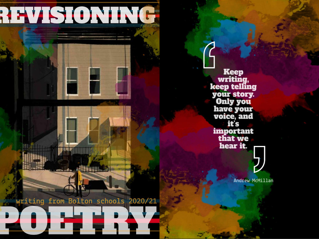 The Revisioning Poetry competition winners have been announced and a digital anthology of entries released online