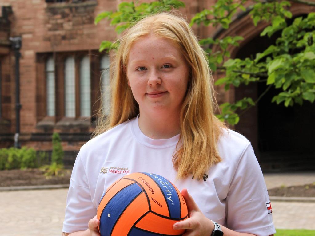 Harriet in GB U17s for European Championships