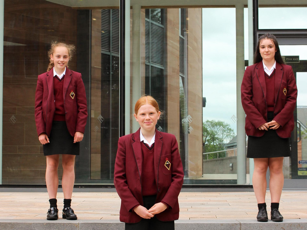 Girls' Division Athletes to Represent Bolton