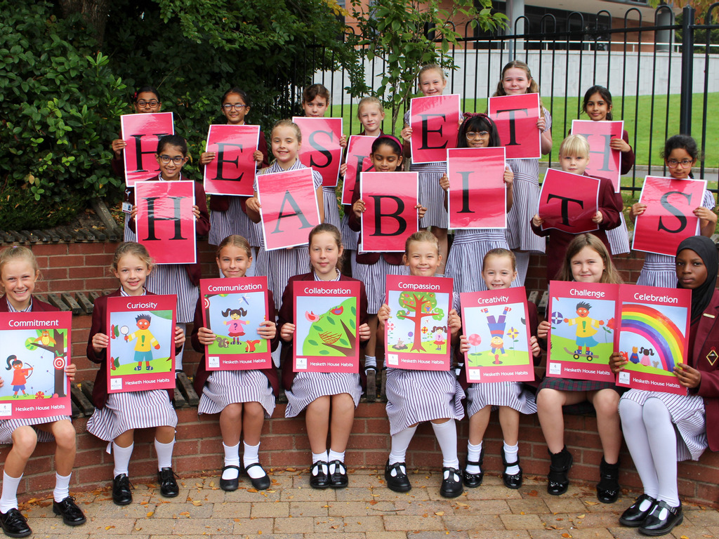 Junior Girls to Learn Positive Habits for Life