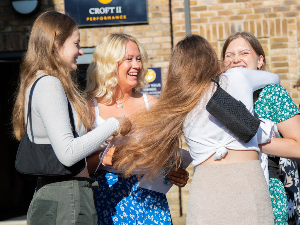 Burgess Hill Girls is celebrating fantastic A level results