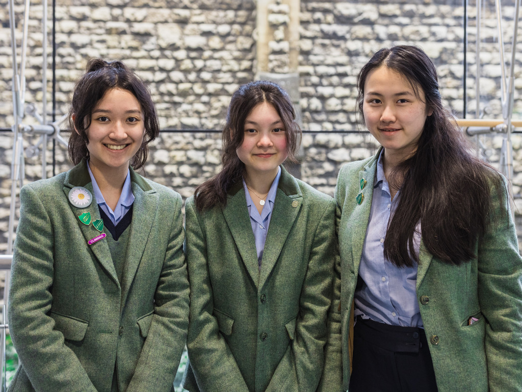 CLC pupils' experiments to be launched into space