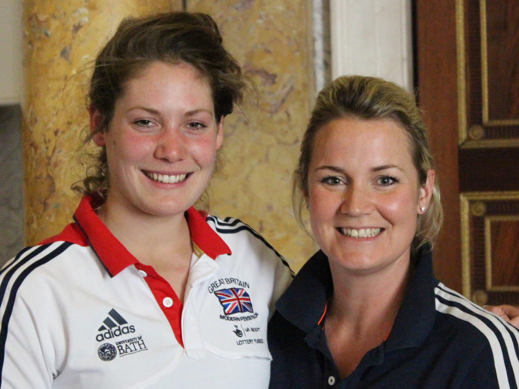 Former Pupil Kate French wins Gold in Tokyo