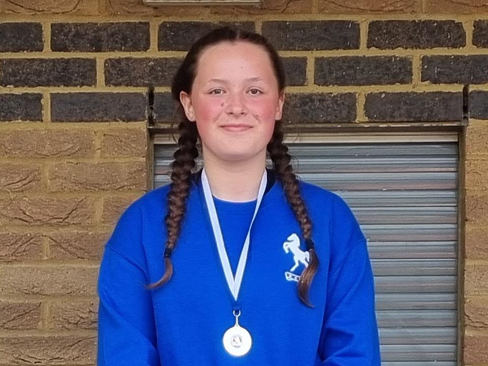 Cobham Hall School Girl Becomes Kent Champion