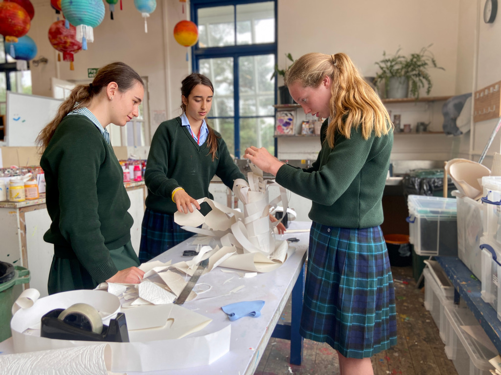 Biennial Day of Discovery at Downe House