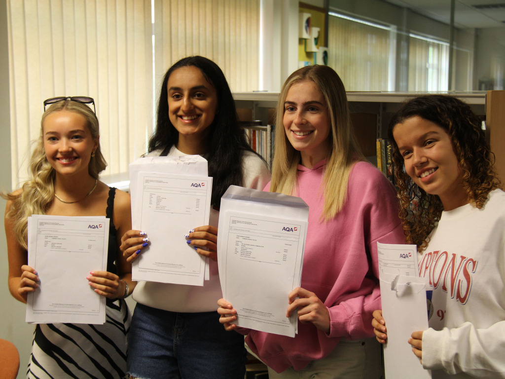 GCSE success for Year 11 pupils