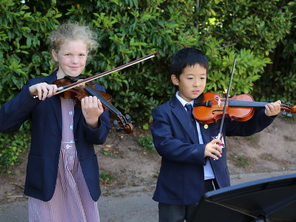 Free music lessons for every Year 3 pupil