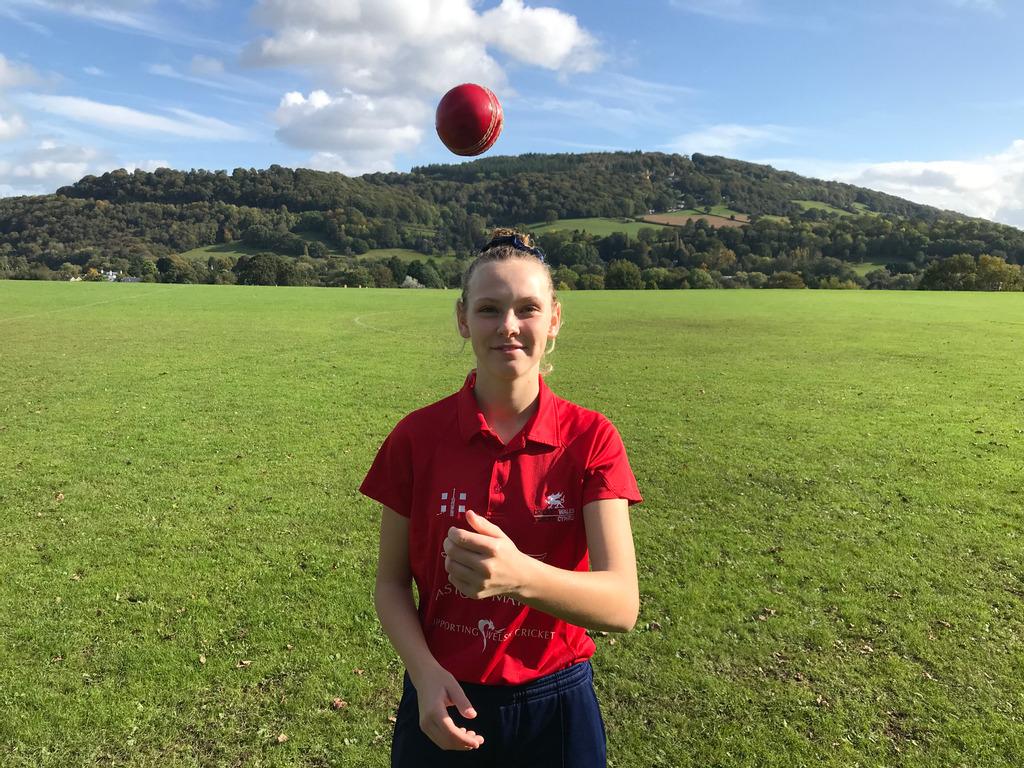 Memorable milestones for Haberdashers' Monmouth cricketing duo