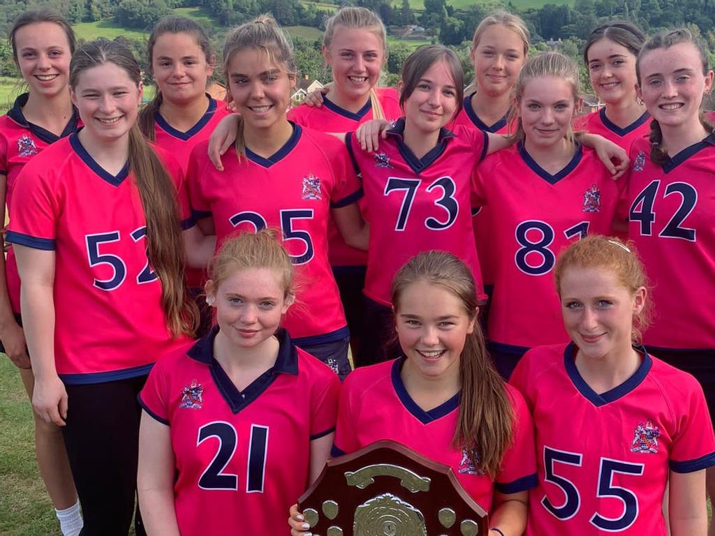 Family joy in Monmouth's memorable Welsh lacrosse double triumph