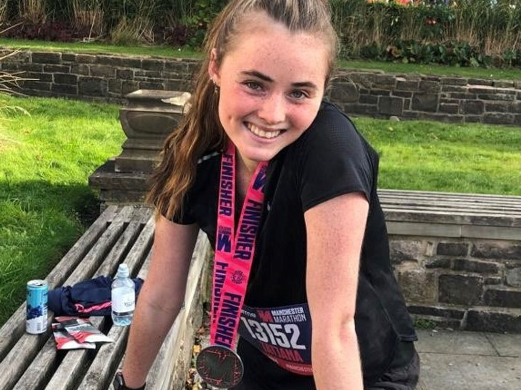 Former Monmouth student completes marathon in aid of Nepal earthquake victims