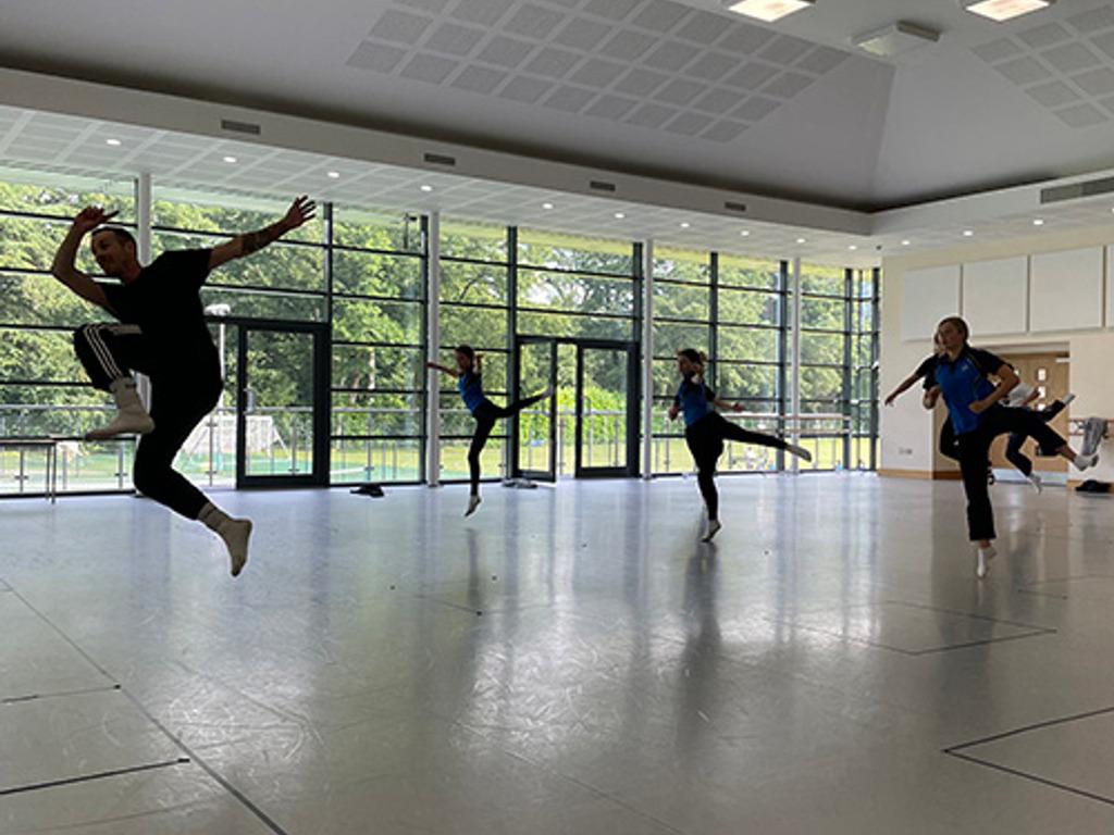 Dance Masterclass for Scholars
