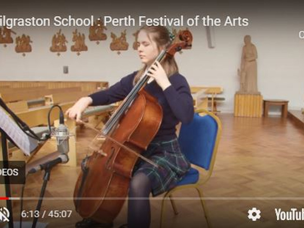 The show must go on as Perth's young musicians keep arts festival focused