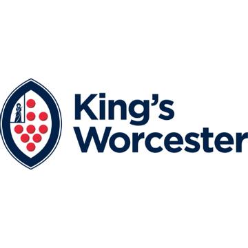 King's Worcester logo