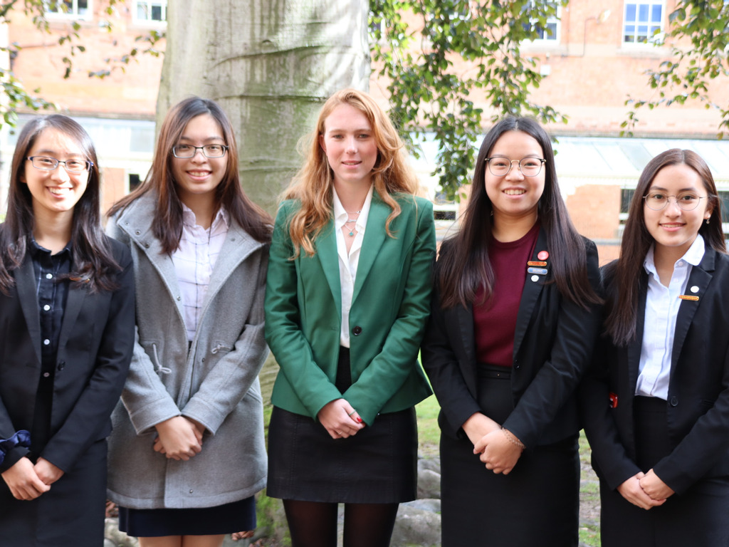 Malvern St James Sixth Form success in 'Science at Heart' Competition