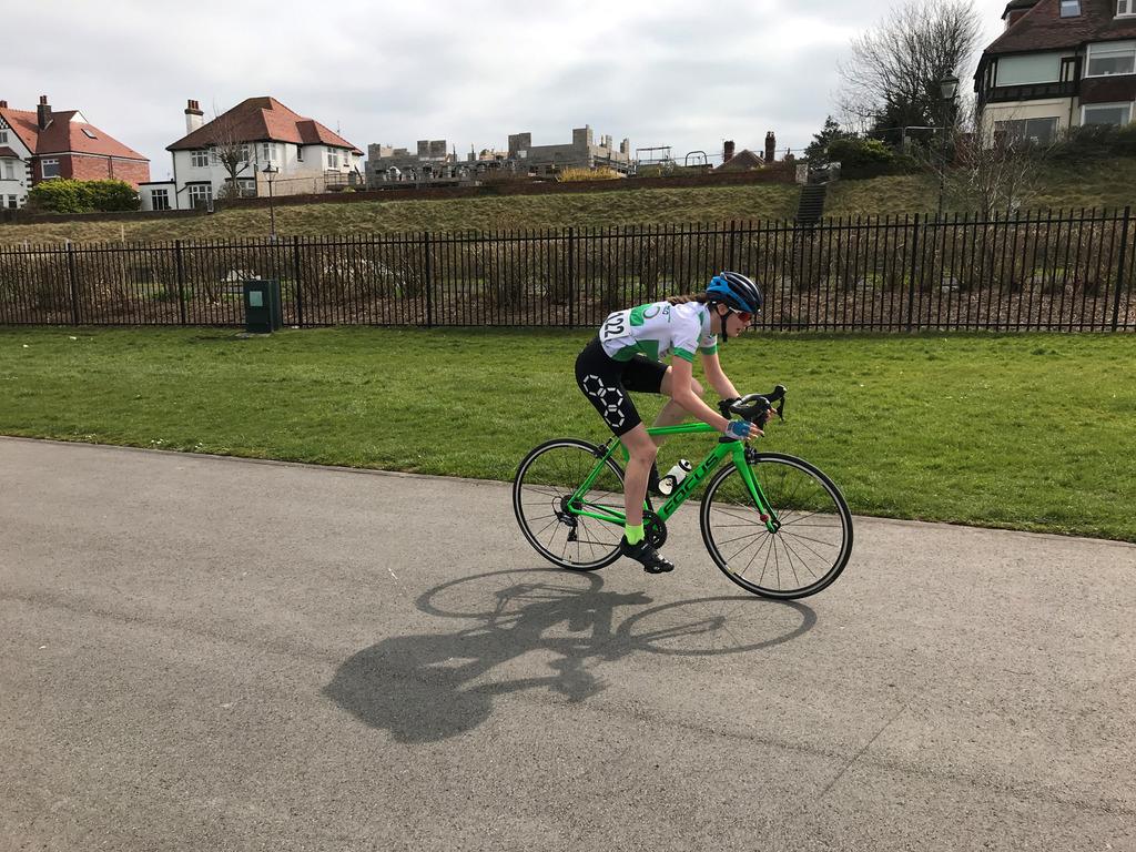 Lola Green Bike