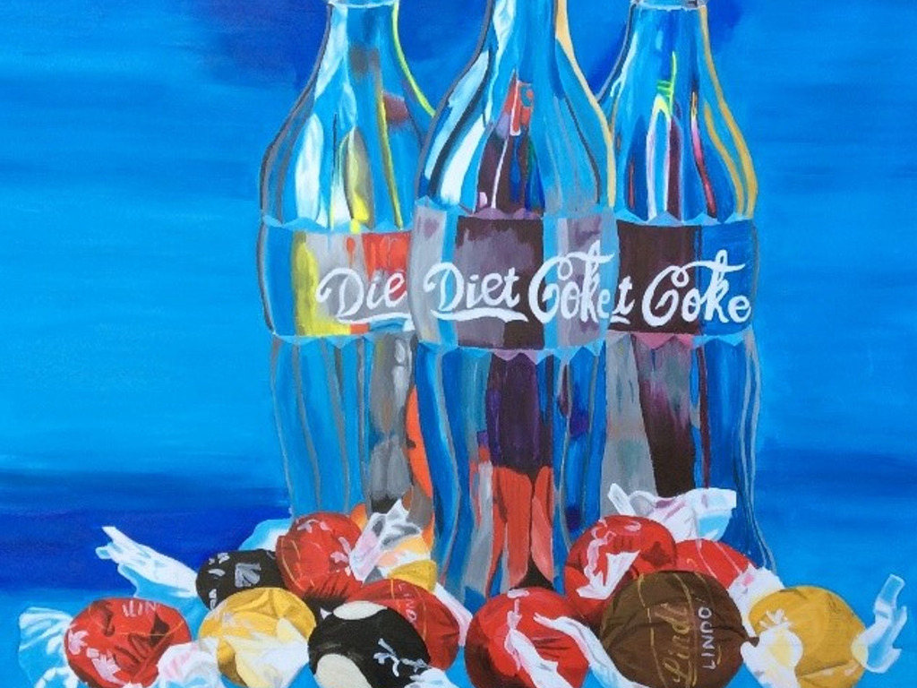 GCSE Art Exhibition by Year 11 Pupils