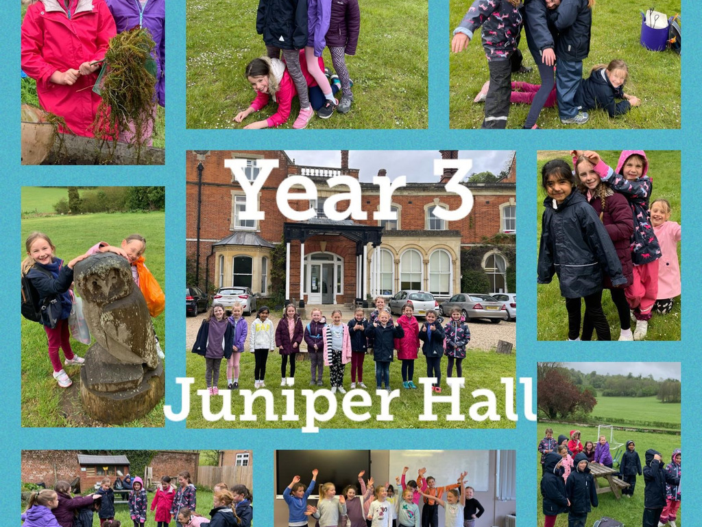 Outward Bound to Juniper – by Year 3 of the Prep School