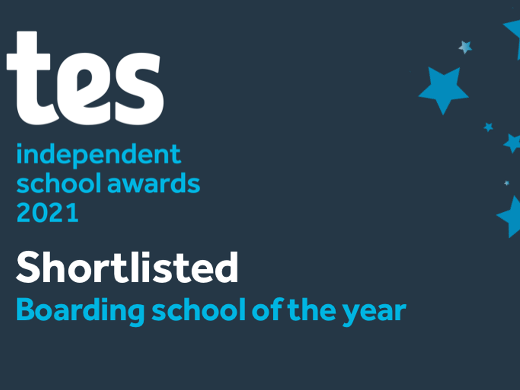 Moreton Hall Shortlisted for the Tes Independent School Awards 2021