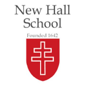 New Hall School logo
