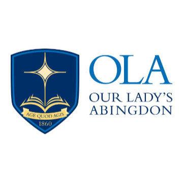 Our Lady's Abingdon logo