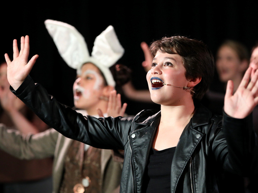 Prior's Field Drama and Music Scholar offered a place in the National Youth Musical Theatre