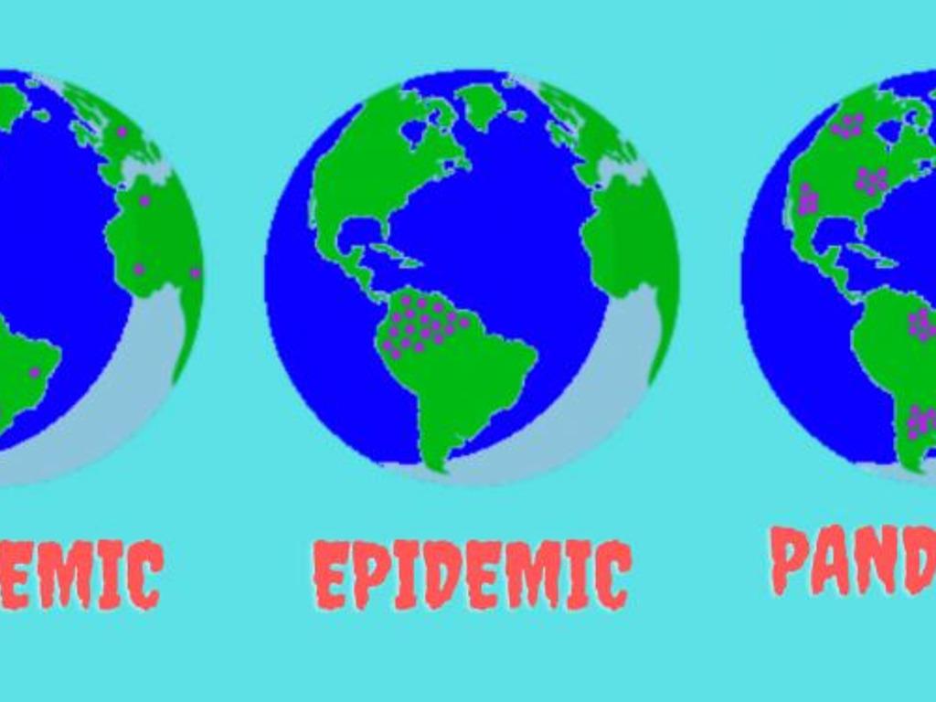 'Epidemics and Pandemics - from Cholera to Covid-19.'