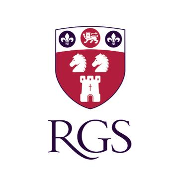 Royal Grammar School Newcastle logo