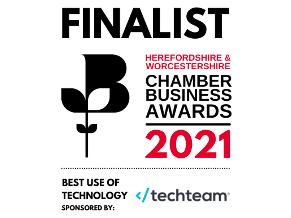 RGS Worcester Finalist for the Best Use Of Technology