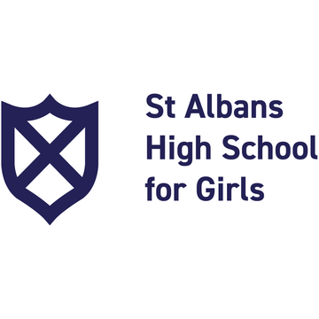 St Albans High School for Girls logo