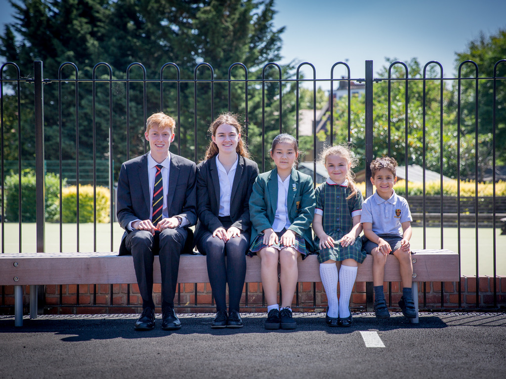 St Benedict's is an all-through school, for children aged 3 to 18