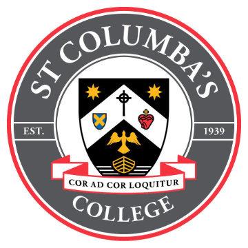 St Columba's College logo