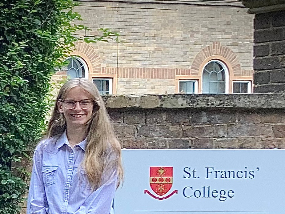 Exam Success Story at St Francis' College