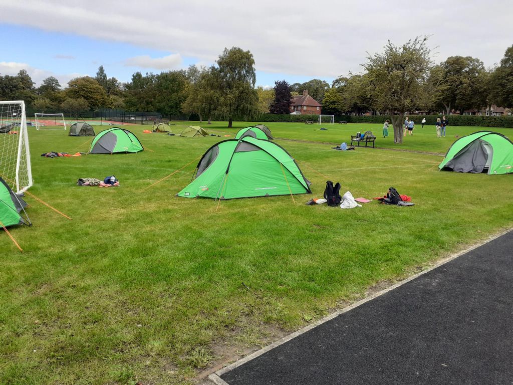 DofE Success for St. Francis' College