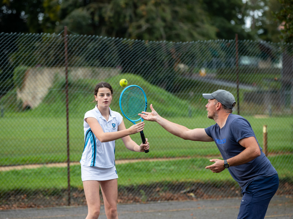 St Mary's Calne Tennis Academy nominated for LTA's National Education Award