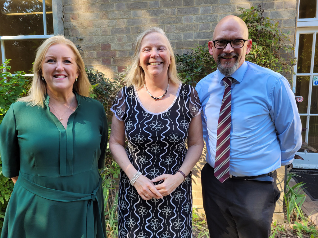 St Mary's welcomes fresh leadership to Sixth Form and Junior School