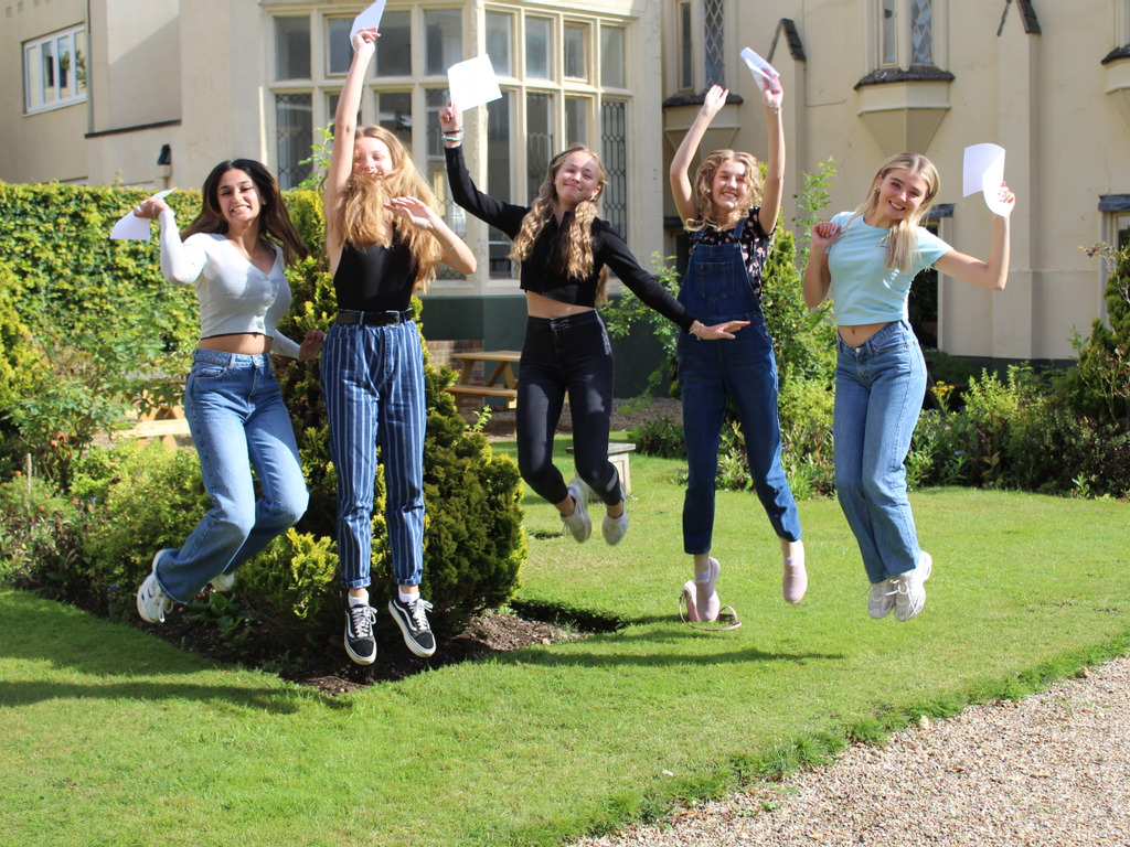 Outstanding achievements at A level for St Mary's School, Gerrards Cross