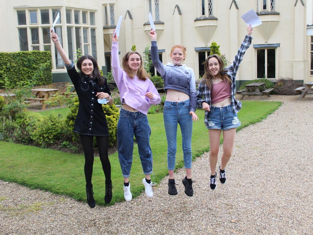 Superb GCSE Results at St Mary's School, Gerrards Cross