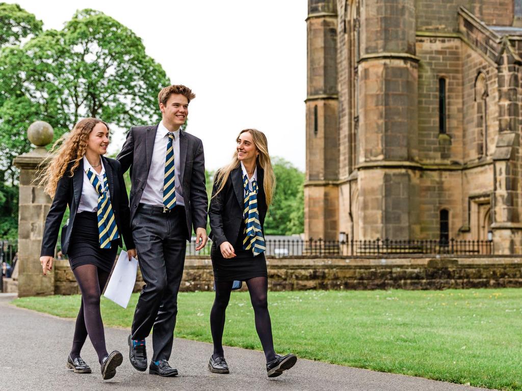 Stonyhurst IB pupils receive results