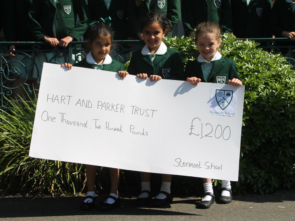 Stormont School  Supports Others