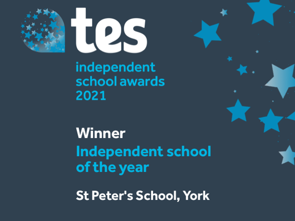 Independent School of the Year Award