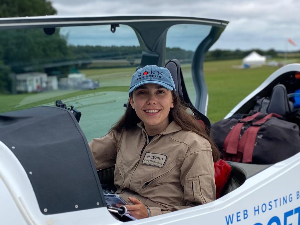 St Swithun's student embarks on world record flight attempt