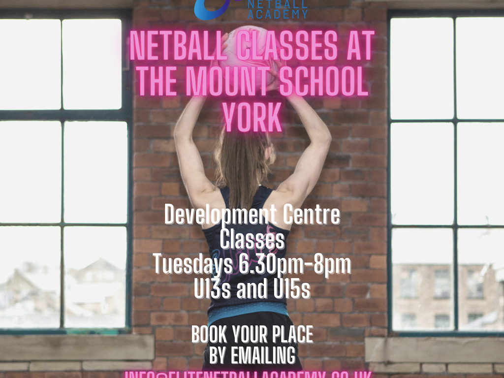 The Mount Nets Elite Netball