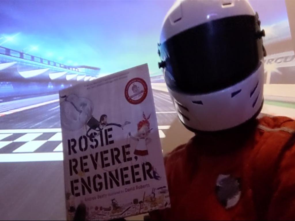 Masked Reader 1