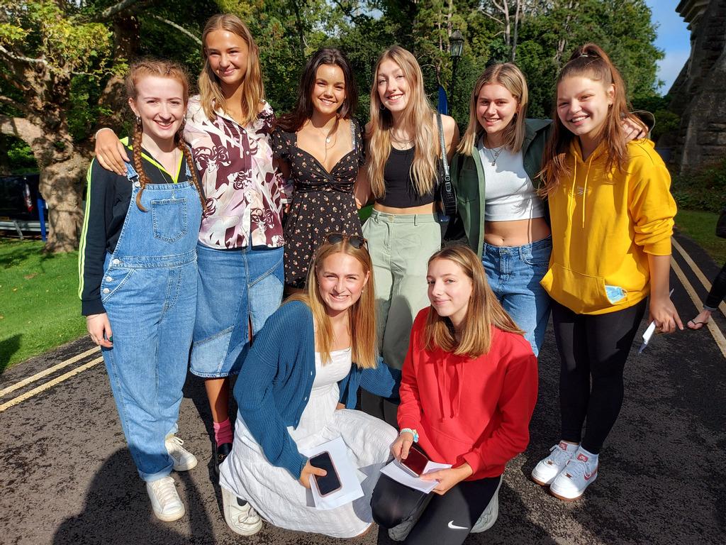 Royal High School Bath A Level cohort 2021 achieve fantastic results