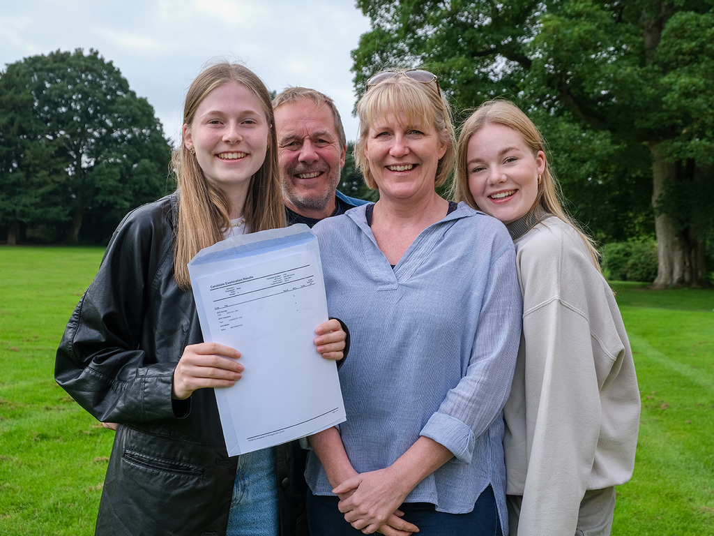 Thornton College students achieve oustanding results